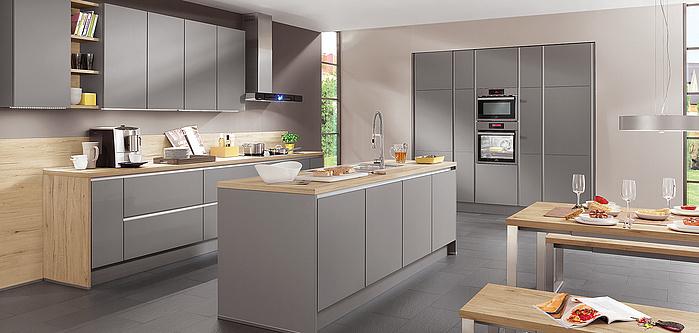 Moderne Küchen Vom Top-Küchenhersteller | Nobilia Küchen