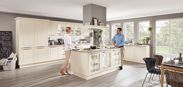 The Cottage Style Kitchen From The Top Kitchen Manufacturer