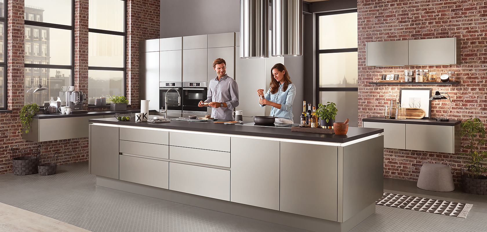 Kitchens As Unique As Your Taste Nobilia Kuchen