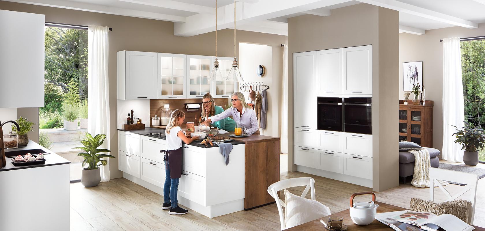 Keukens Net Zo Individueel Als Uw Smaak Nobilia Kuchen