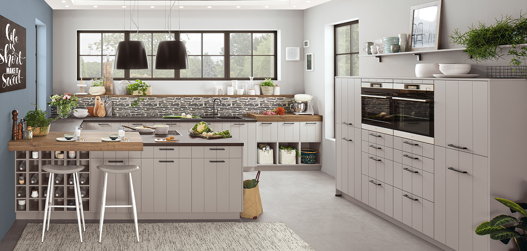 Küchen, so individuell wie Ihr Geschmack | nobilia Küchen