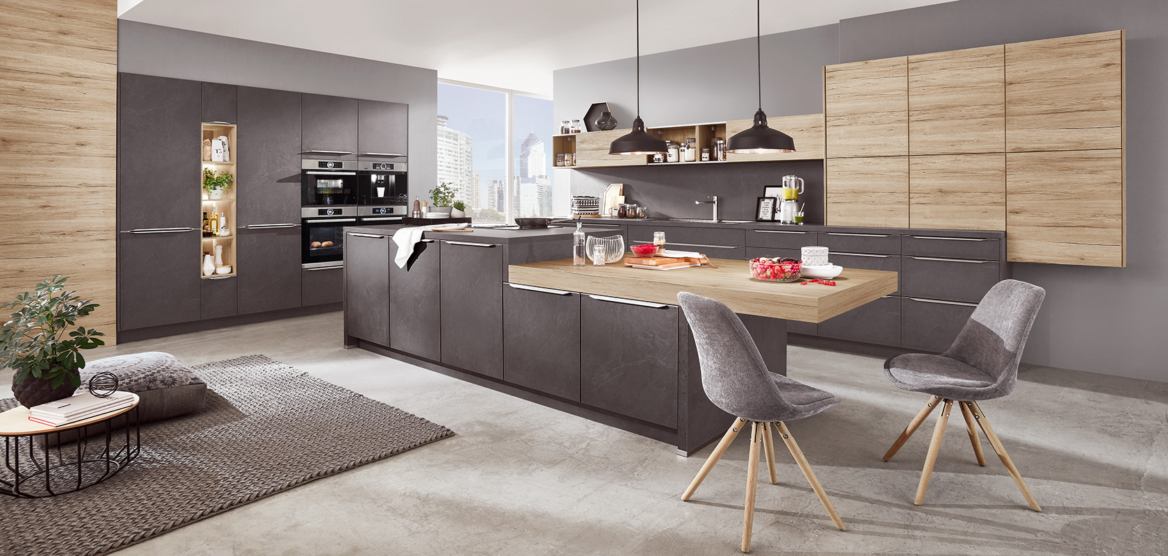 Kitchens as unique as your taste | nobilia Küchen