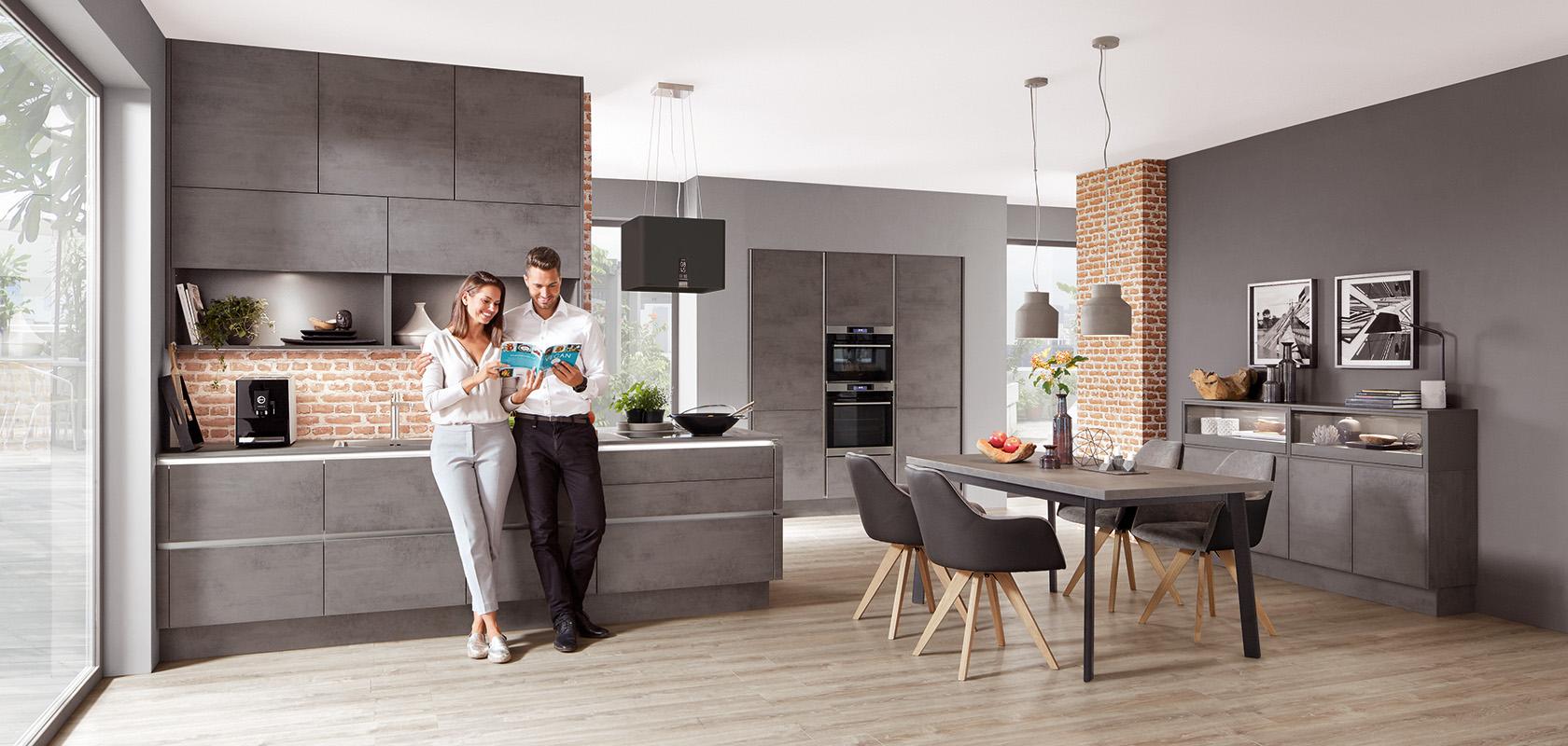 Nobilia küchen erfahrungen  Küchen, so individuell wie Ihr Geschmack | nobilia Küchen