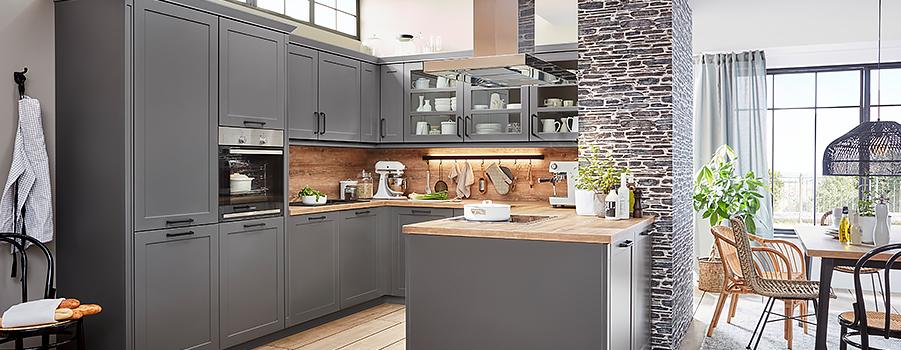 Alle Produkte im Überblick | nobilia Küchen