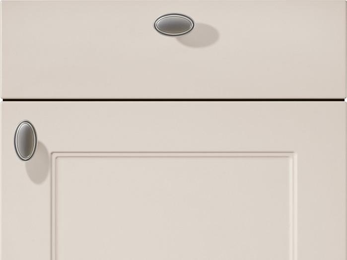 Chalet 881 Sand Matt Moderner Landhaus Stil Nobilia Kuchen