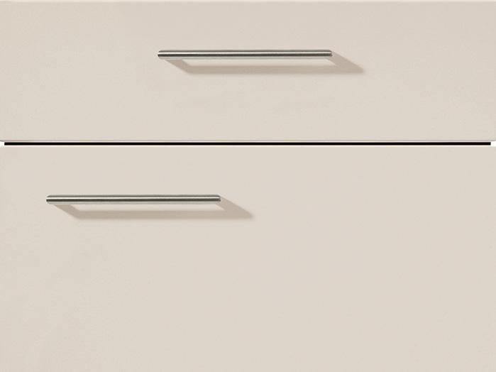 Schön FOCUS 467, Sand Ultra High Gloss (modern Kitchens) | Nobilia Küchen