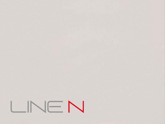 LUX 819, Satin grey high gloss, (designer kitchens, LINE N