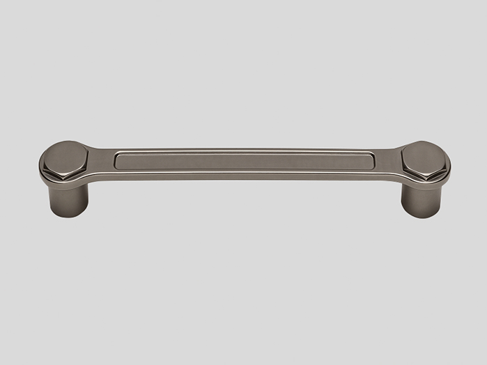 088 Metal handle, Brushed anthracite