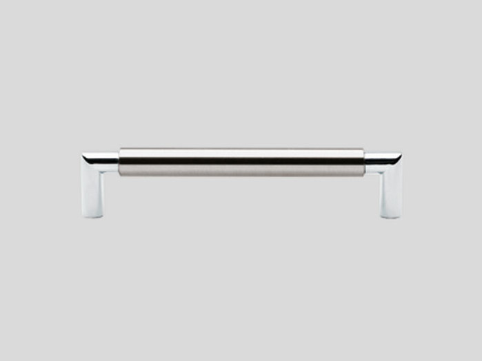 218 Metal handle, Stainless steel finish, Chrome, Gloss
