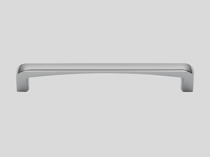 498 Metal handle, Brilliant chrome