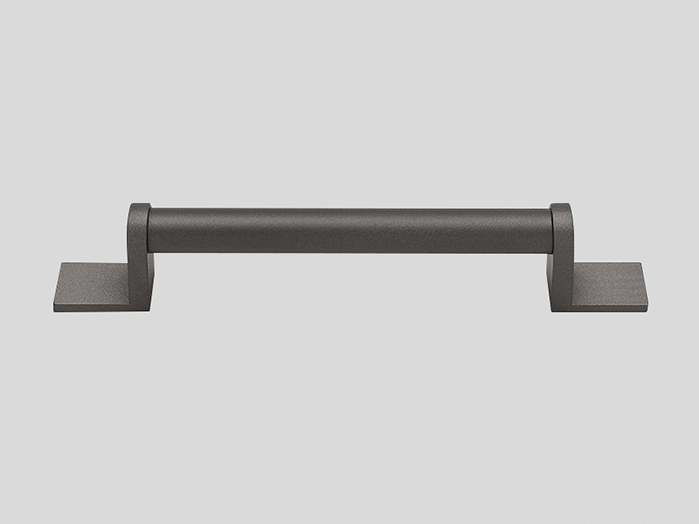 509 Metal handle, Grey