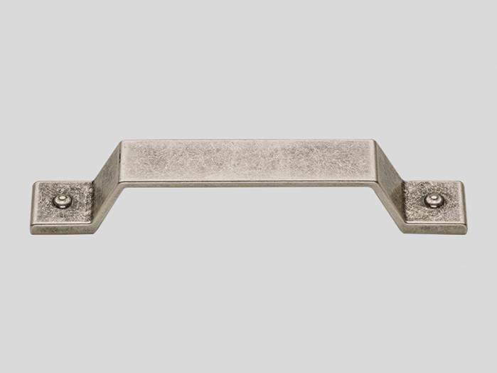 556 Metal handle, Antique silver colour, Matt