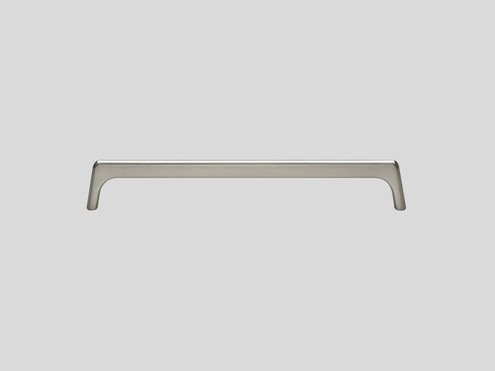 603 Metal handle, Stainless steel finish, Matt