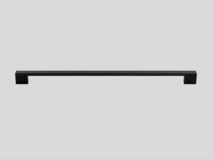 620 Railing handle, Black