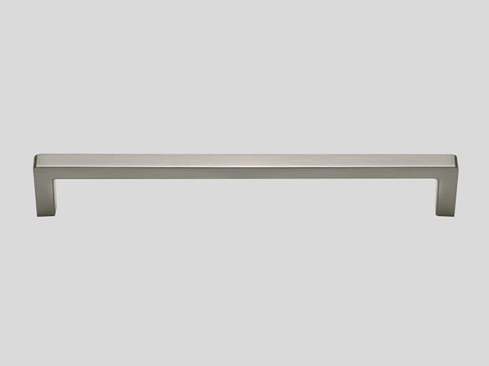 708 Metal handle, Stainless steel finish, Matt