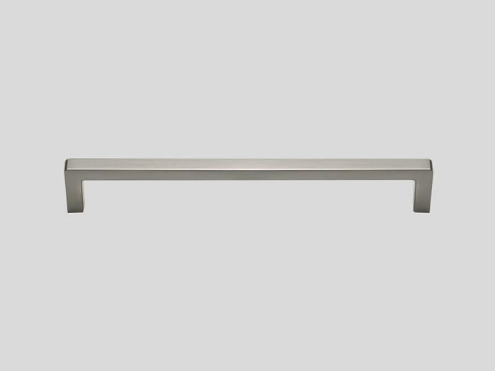 709 Metal handle, Stainless steel finish, Matt