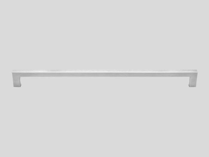 930 Railing handle, Stainless steel finish, Matt