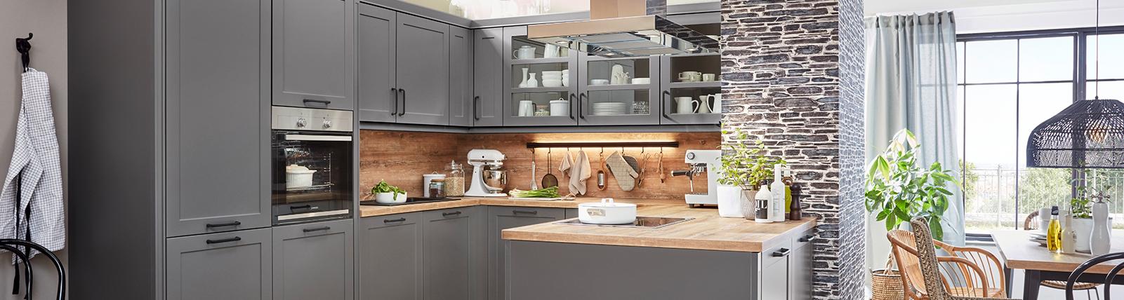 Die Landhaus-Küche vom Top-Küchenhersteller | nobilia Küchen