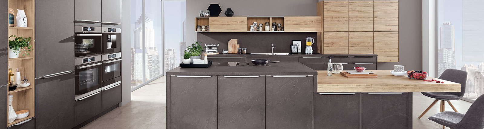 Malerisch Nobilia Credo Foto Von Put Together Your Perfect Kitchen According To