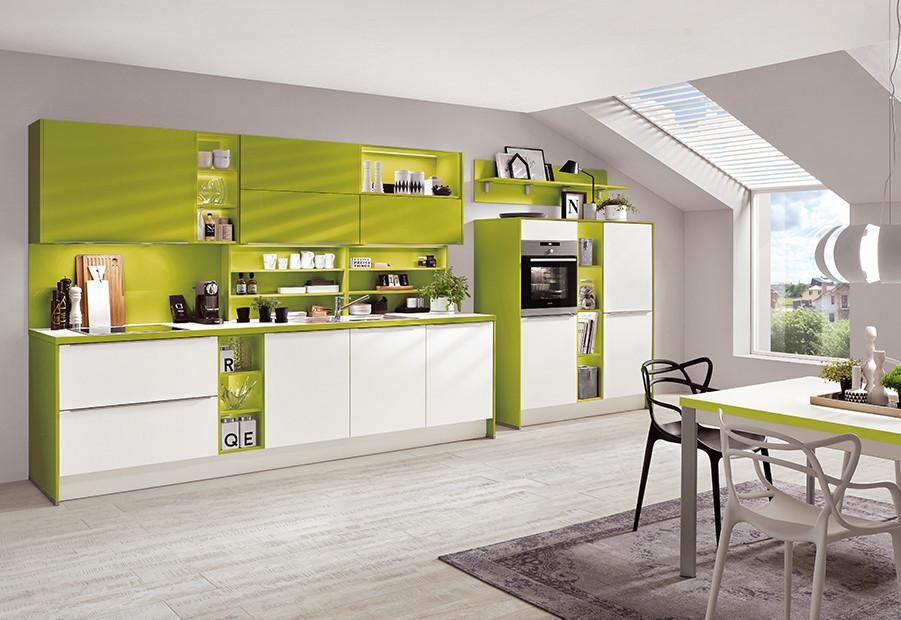 Unser Colour Concept | nobilia Küchen