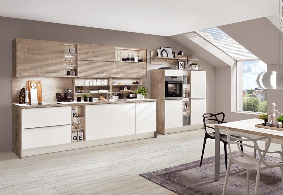 unser colour concept nobilia k chen. Black Bedroom Furniture Sets. Home Design Ideas