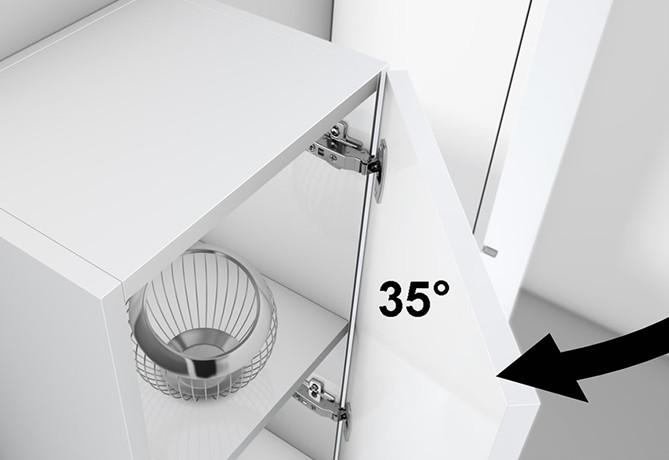 besondere produktmerkmale nobilia k chen. Black Bedroom Furniture Sets. Home Design Ideas