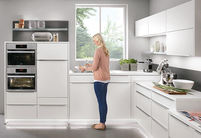 Ergonomie Und Haltung Nobilia Küchen