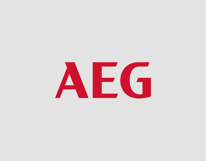 AEG electric appliances speciality retailers