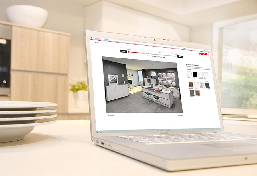 Praktische Planungstools | nobilia Küchen