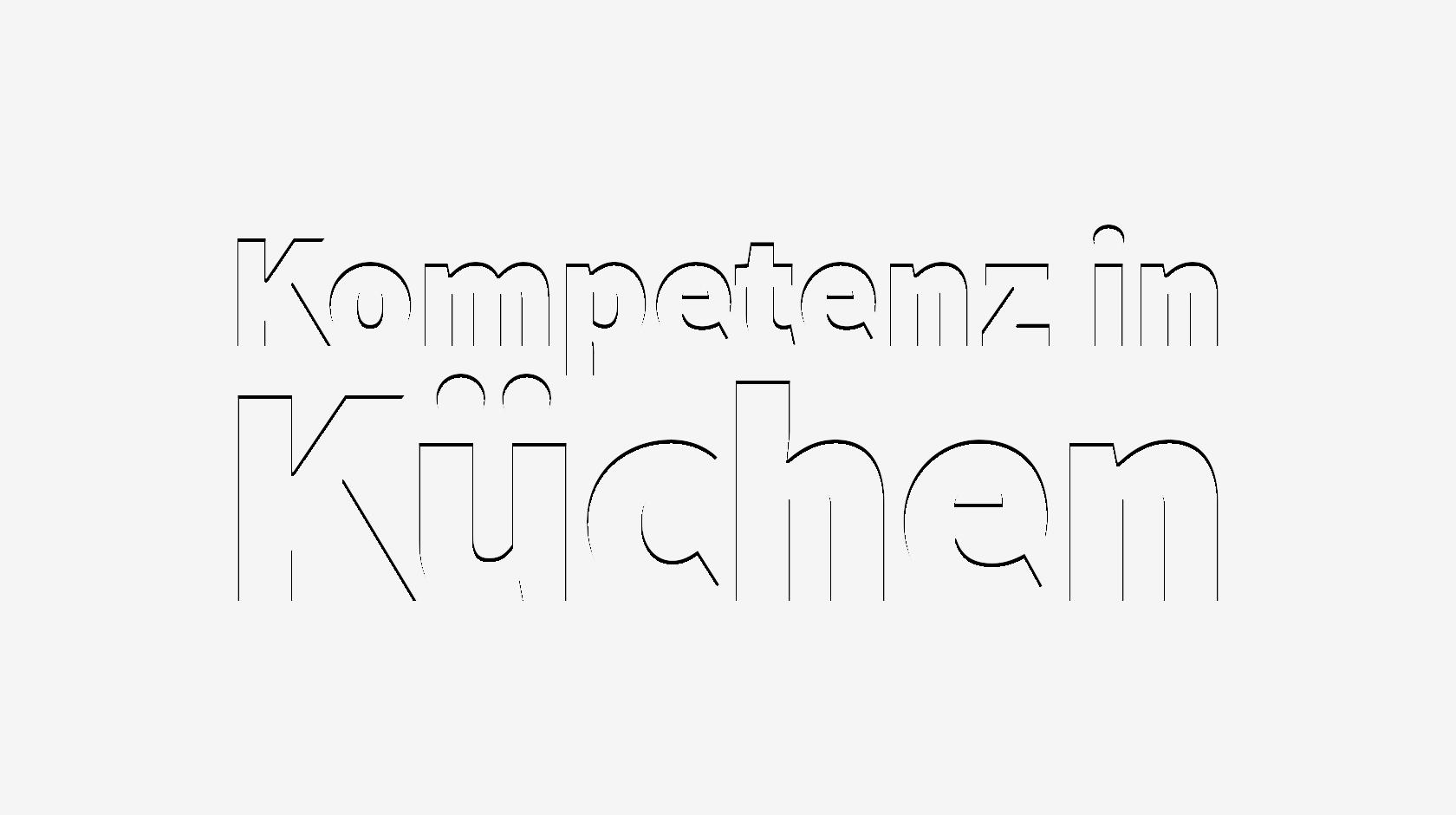 kompetenz in kuchen