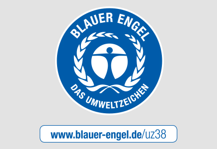 Blauer Engel Logo (blue angel logo)